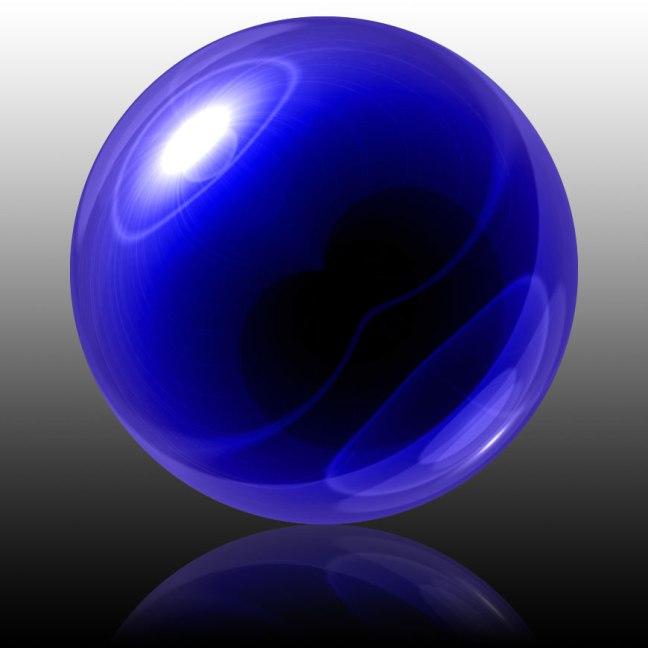 Blue-Orb