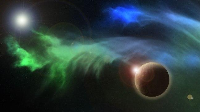 Planet-Nebula